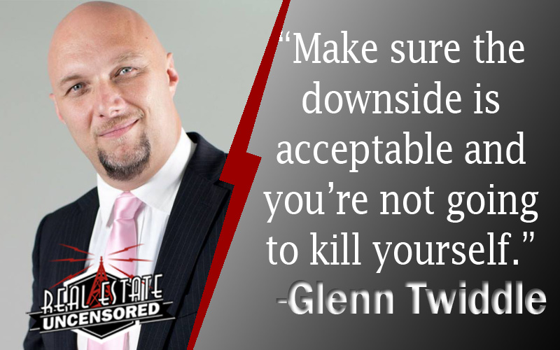 How To Make Yourself A Local Rockstar & Generate Lay Down Appointments with Glenn Twiddle