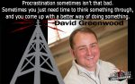 Overcoming Distractions & Honing In On Priorities with David Greenwood: Doing Business with ADHD