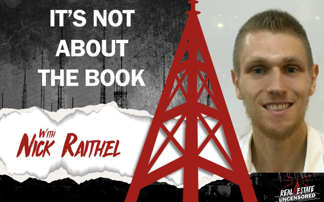 It's NOT About the Book with Nick Raithel: Creating a book you can market with