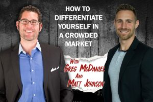 How to Differentiate Yourself in a Crowded Market (LIVE Q&A)