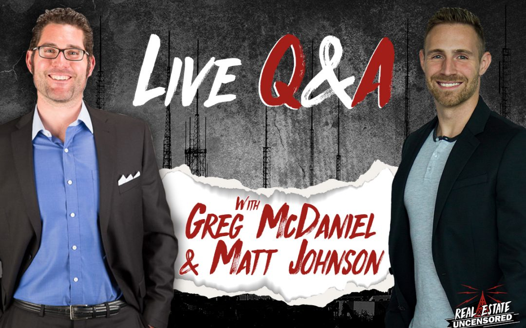 Live Q&A West Coast – East Coast Smackdown! w/Gene J Volpe + Andrew Scherer