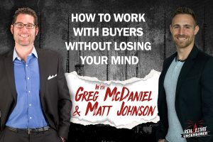 How to Work with Buyers Without Losing Your Mind