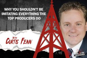 Why You Shouldn't Be Imitating Everything the Top Producers Do w/Curtis Fenn
