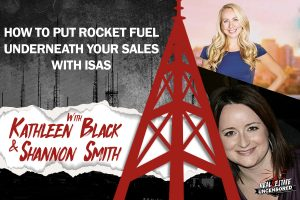 How to put Rocket Fuel Underneath Your Sales With ISAs